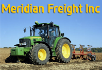 Meridian Freight Inc
