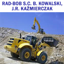 Rad-Bob S.C. B. Kowalski, J.R. Kaźmierczak.
