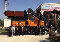 Verkoopplaats FABO Stone Crushing Machines & Concrete Batching Plants Manufacturing Company
