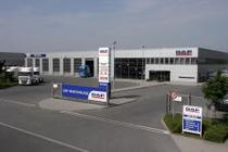 Verkoopplaats DAF Berlin Nutzfahrzeuge Vertriebs- und Service GmbH