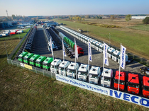 Verkoopplaats Iveco Poland Sp. z o. o. Used Truck Center