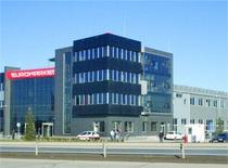 Verkoopplaats Euromarket Construction