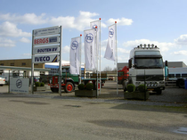 Verkoopplaats Leo Krijn Trucks B.V.