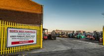 Verkoopplaats North West Fork Trucks Ltd