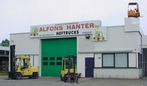 Verkoopplaats Handelsonerneming Alfons Hanter