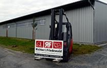 Verkoopplaats Richter & Friedewald Fördertechnik GmbH