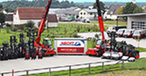 Verkoopplaats Hecht Fördertechnik GmbH