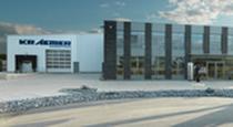 Verkoopplaats Kraemer Baumaschinen company