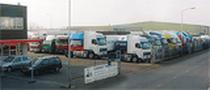Verkoopplaats Zundert Trucks
