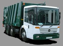 Verkoopplaats Refuse Trucks