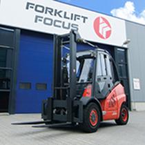 Verkoopplaats Forklift Focus B.V.