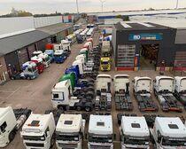 Verkoopplaats MD Trucks B.V.