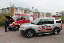 Verkoopplaats Terberg DTS UK Ltd – Fire & Rescue Division