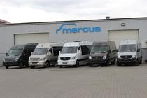 Verkoopplaats MERCUS-BUS