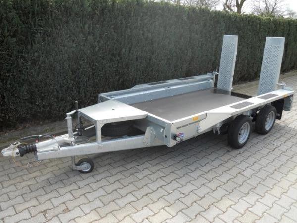 IFOR Williams GX106 3.5T PLANT TRAILER autotransporter aanhanger