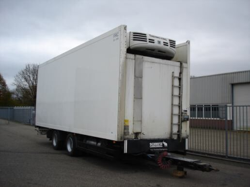 SCHMITZ Schmitz Cargobull 2 AXLE TRAILER - FRIGOBOX -THERMOKING koelwagen aanhanger