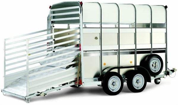 WILLIAMS TA510 veetransport aanhanger