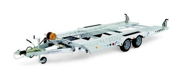 IFOR Williams CT177 autotransporter aanhanger