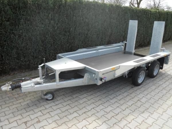 IFOR Williams GX106 3.5T PLANT TRAILER autotransporter aanhanger
