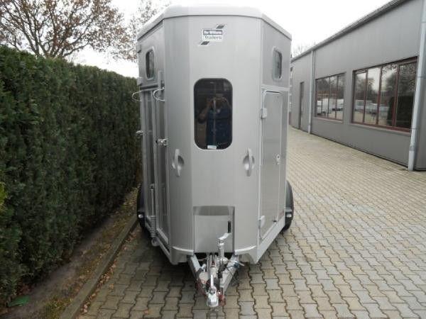 IFOR Williams HB506 paardenaanhangwagen