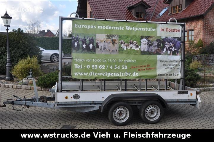 BöCKMANN Werbeanhänger  platform aanhanger