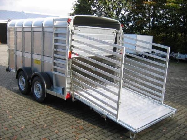 IFOR Williams TA510 vee aanhanger