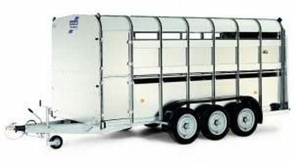 IFOR Williams TA510T vee aanhanger