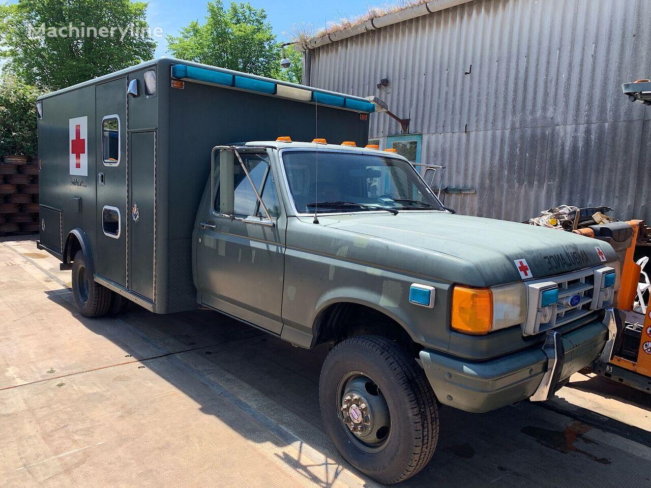 FORD F 350 Ambulance ambulance