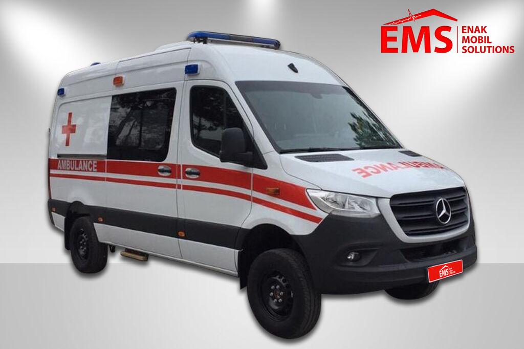 nieuw MERCEDES-BENZ 4 X 4 SPRINTER 316 AMBULANCE ambulance