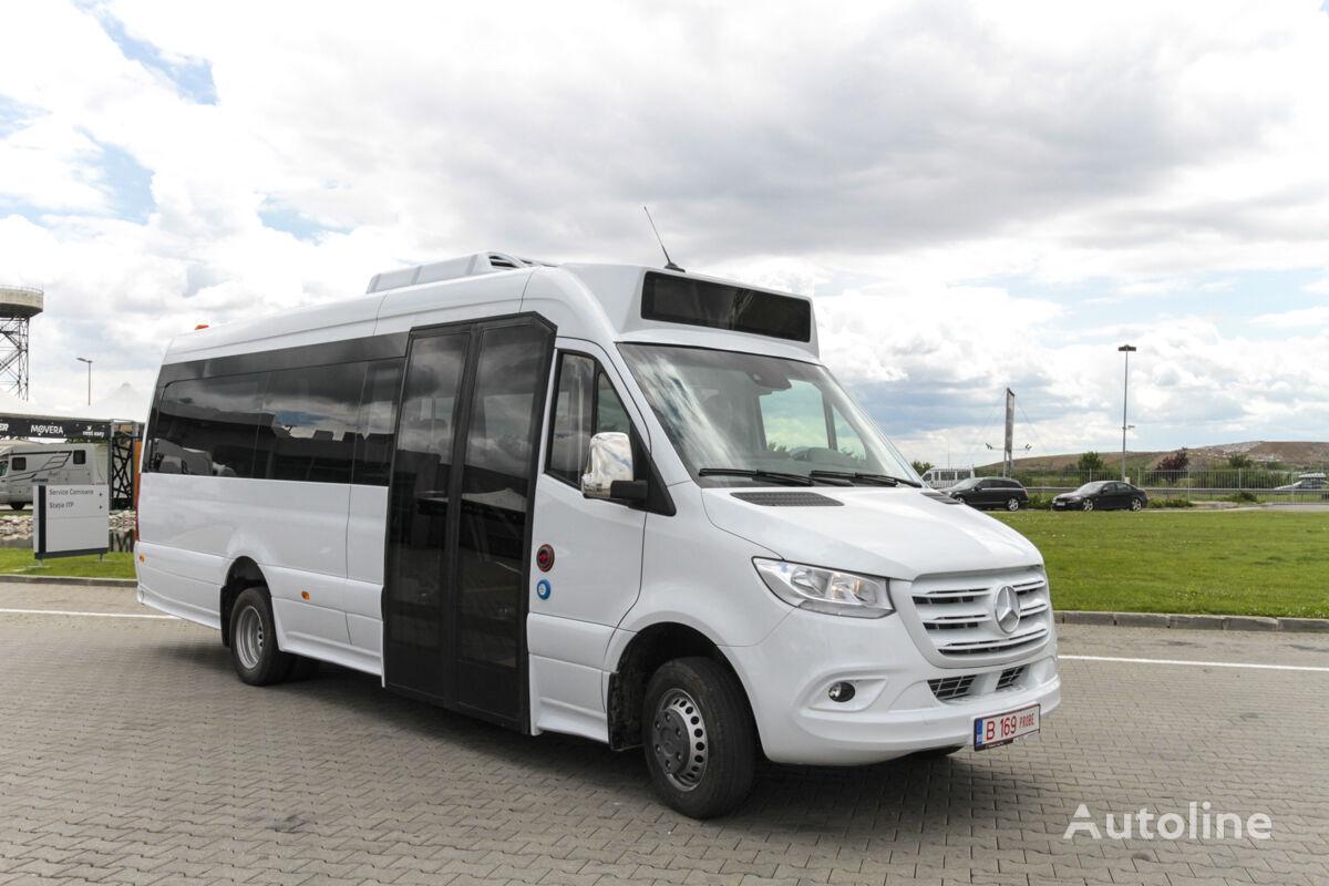 nieuw MERCEDES-BENZ 519 *coc 5500kg* 15seats +14standing+1driver passagier bestelwagen