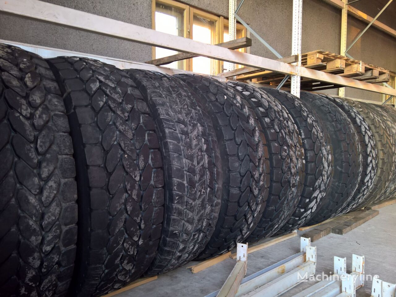 Michelin 445/95R25 mobiele kraan band