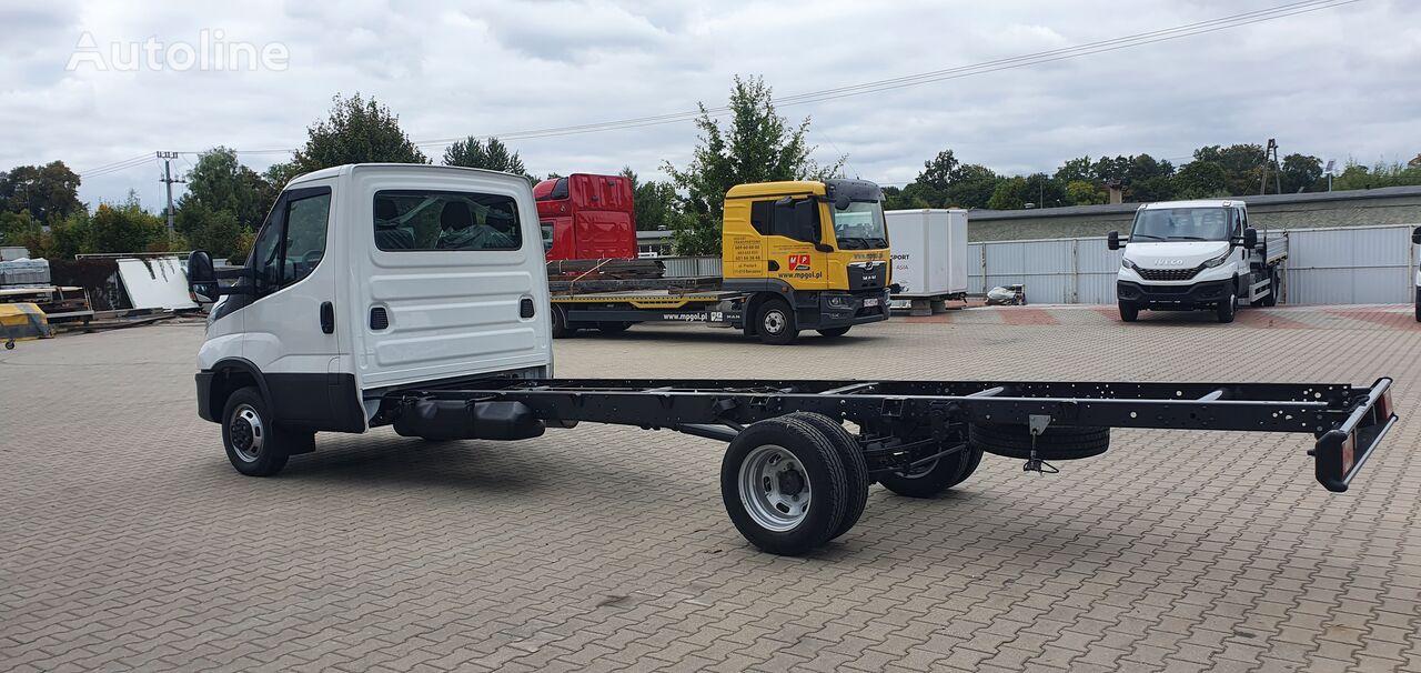 nieuw IVECO 50c18HZ open laadbak vrachtwagen < 3.5t