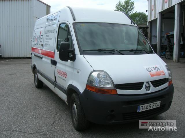 RENAULT MASTER 125.35 bestelwagen bestelwagen