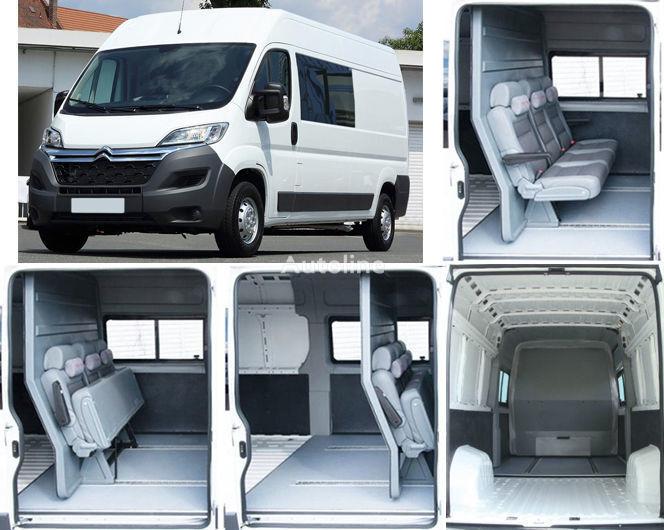 nieuw CITROEN Jumper goederen en personen bestelwagen