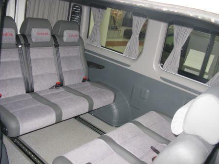 nieuw PEUGEOT Boxer Tour Transformer minivan
