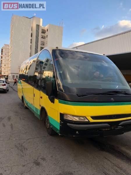 IVECO MAGO 2 passagier bestelwagen