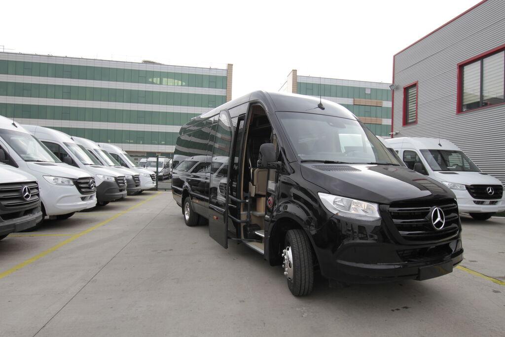 nieuw MERCEDES-BENZ 519 19+1+1, vip *COC* passagier bestelwagen