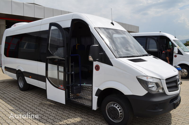 nieuw MERCEDES-BENZ SPRINTER 516 CDI - RAYAN SERBIA passagier bestelwagen