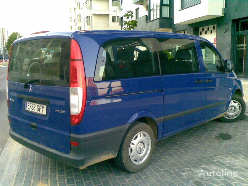 MERCEDES-BENZ vito 111 cdi passagier bestelwagen