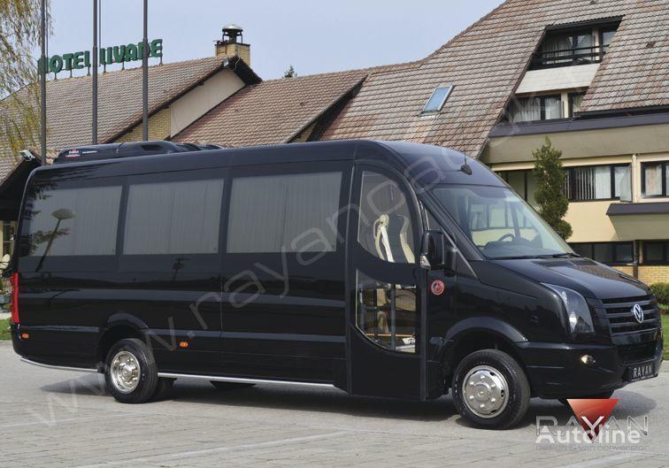 nieuw VOLKSWAGEN Crafter 50 LRX - RAYAN LTD passagier bestelwagen