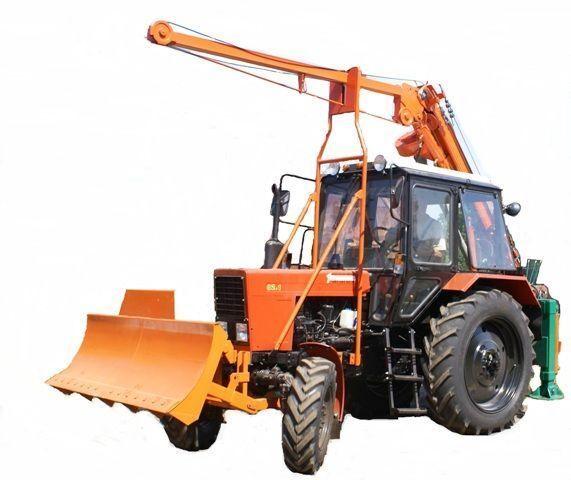 BKM 2MT anderen bouwmachines