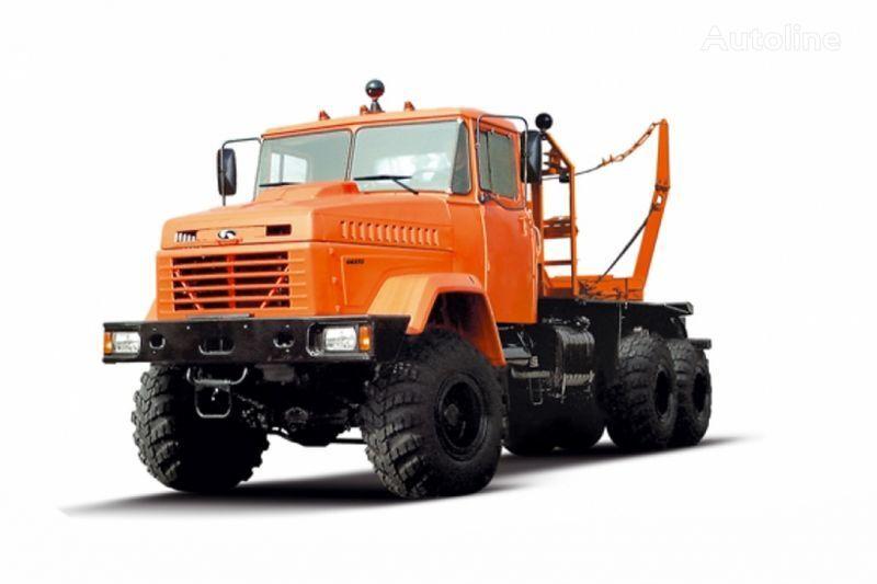 KRAZ 64372 tip 1 anderen bouwmachines