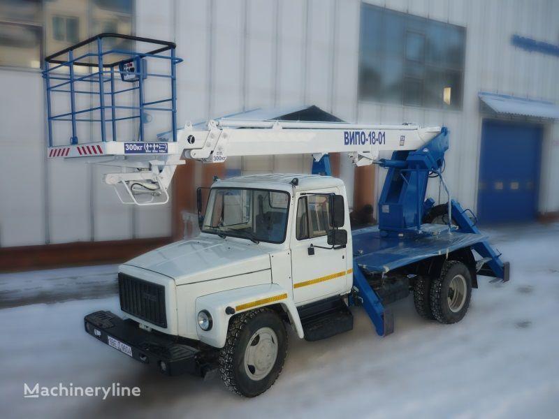 GAZ 3309 autohoogwerker