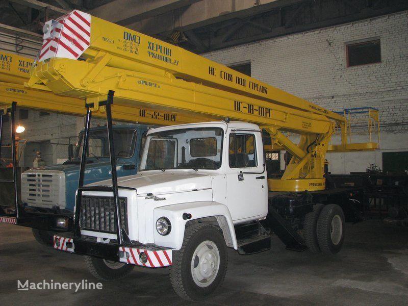 GAZ VS—18-01 RG  autohoogwerker