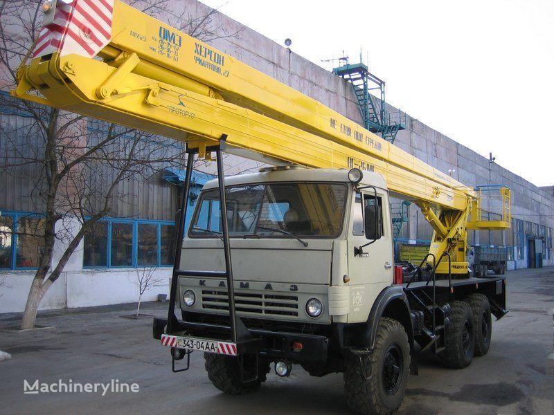 MAZ VS—22-01  autohoogwerker