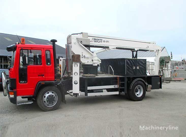 VOLVO FL-614 4X2WD autohoogwerker