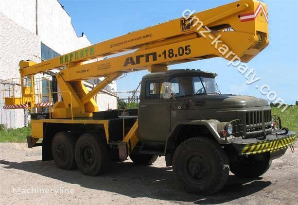 ZIL 131 autohoogwerker