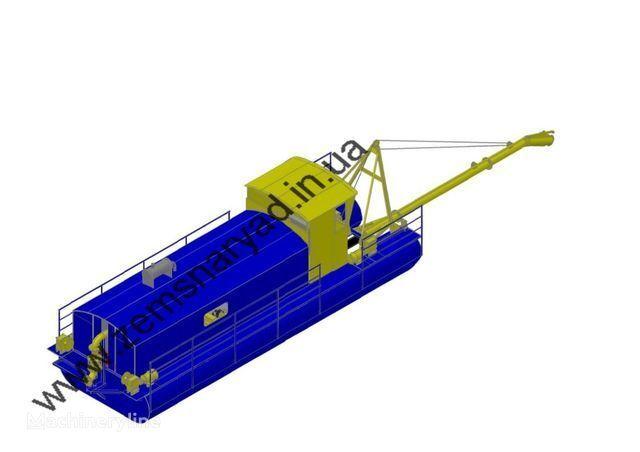 nieuw NSS 1600/25-1 zemsnaryad baggermachine