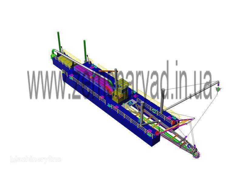 nieuw NSS  6000/70-F baggermachine