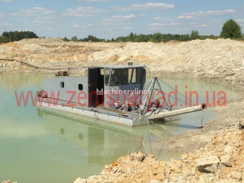 NSS Zemsnaryad 400/20 V NALIChII baggermachine